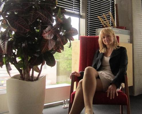 Margit Parmas ei ole ettevõtjaks saamist kunagi otseselt planeerinud - võimalused selleks pakkus elu ise.